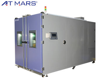China Programmable Walk In Environmental Test Chamber Stability 3 Phase 380V 50Hz supplier