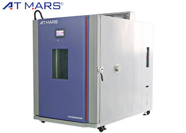 China Custom Built Large Climatic Test Chambers Humidity Fluctuation ±2.5%RH supplier