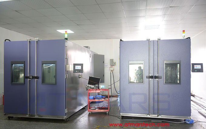 Programmable Walk In Environmental Test Chamber Stability 3 Phase 380V 50Hz