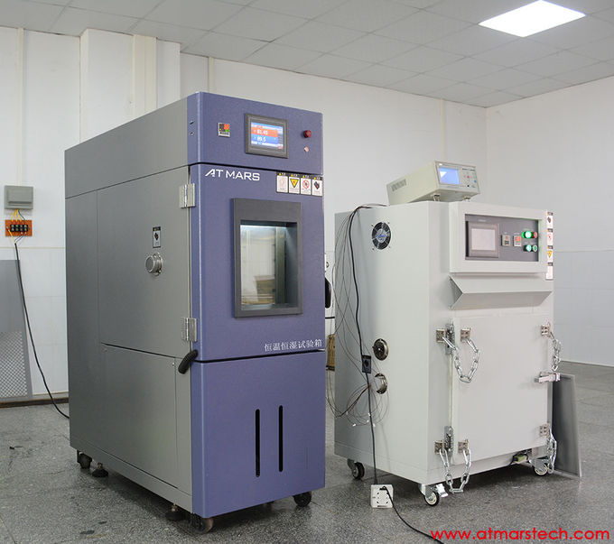 Programmable Temperature Humidity Test Chamber For Thermal Cycling Test MIL-STD